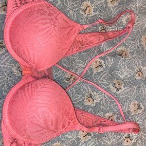 PINK Victoria's Secret push up bra